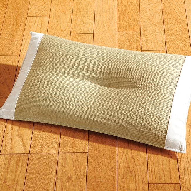 医師との共同開発  『アスク い草枕 』 (中材:い草チップ)