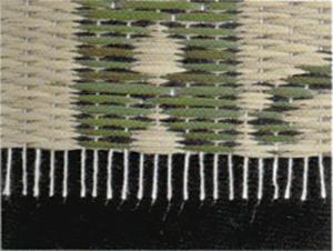 袋(ふくろ)織