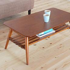 スクウェア折りたたみテーブル