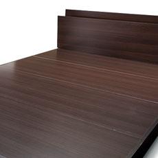 Calvin 布団でも使える頑丈ベッド