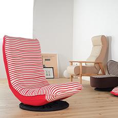 一人暮らし用座椅子