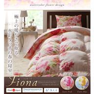 水彩画風エレガントフラワーデザイン【Fiona】フィオーナ