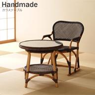 ハンドメイド/Handmade ガラステーブル