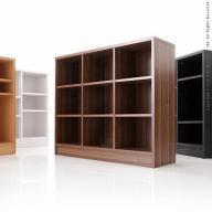 デザインチェスト Milano Shelf〔ミラノ シェルフ〕 3x3